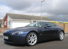 2006 Aston Martin V8 Vantage (Steve Coulter Performance Cars) Tags: astonmartin amv8 v8vantage