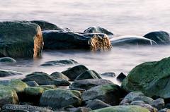 The dreamy rocks (Rob Orthen) Tags: sea sky rock clouds finland landscape nikon europe rob scandinavia archipelago lauttasaari skyreflection d300 orthen roborthenphotography lauttasaaripremium