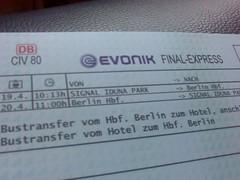 Evonik Final-Express