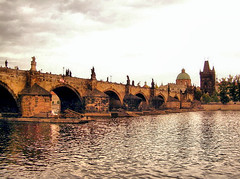 Most Karola Charles Bridge (kalifornia7777) Tags: bridge prague charles praha praga most karola republika karlv ceska czechy