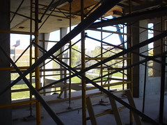 Dean Hall Construction - 3rd floor, lounge area