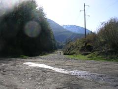 Back at Garcia road crossing. (bikejr) Tags: ironhorse johnwayne
