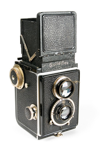 Rolleiflex Original by diser55 on Flickr