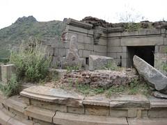 View from the  back side of Sri Uma Maheswarar