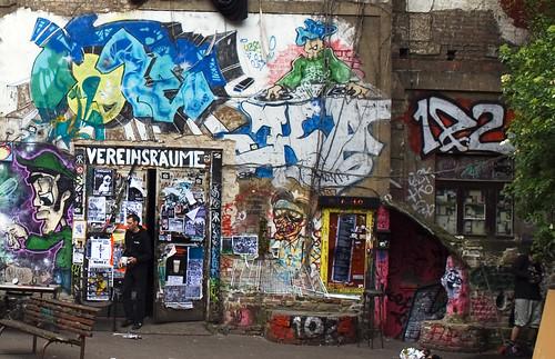 Squatt Köpi, Berlin