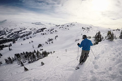 Sunshine Village - Day 4 (_Kickstand) Tags: bc sunshinevillage mancation skiing