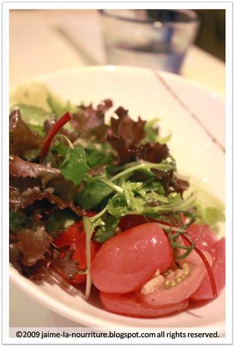 7atenine - Tomato Salad