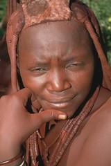 Himba Woman (Peter Schnurman) Tags: africa woman namibia himba opuwo