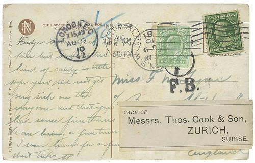 Reinthal & Newman_postcard_tatteredandlost