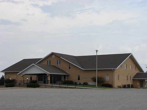 Lone Tree Church of God in Christ Mennonite (rural McPherson ...
