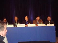 Wikipedia, Yahoo Answers and Answer Sharing panel