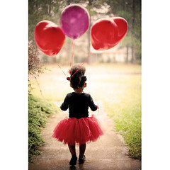 walk down memory lane (-Teddy) Tags: balloons mohawk 5d 12 tutu textured frohawk rained 85mm12 exodusphoto