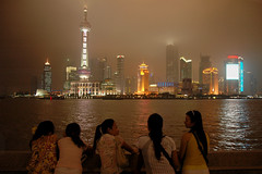 New Pudong view (Rafal Bergman) Tags: china shanghai bund mywinners