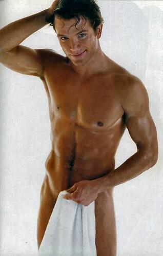 David chokachi naked