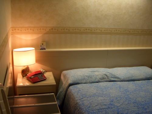 Lugano Hotel Bed