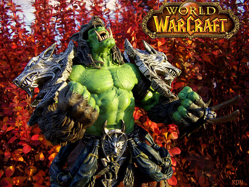 world of warcraft wallpaper orc. WOW Wallpaper