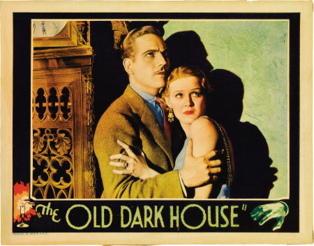 old dark house