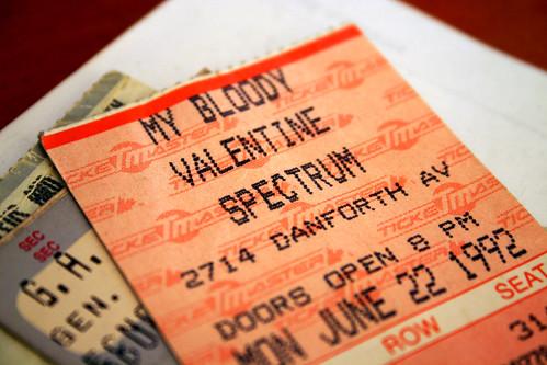 My Bloody Valentine – 1992