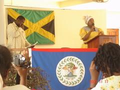 Efacina's Address (inajamaica.dmayanrastalife) Tags: day jamaica garifuna settlement
