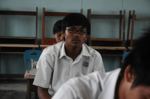 Ali's arch-nemesis, Eli (Fadhirul)