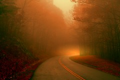 On the Road to Find Out ( D L Ennis) Tags: mist misty fog evening quality foggy blueridgeparkway catstevens ontheroadtofindout supershot abigfave anawesomeshot impressedbeauty superbmasterpiece dlennis