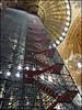 Restoration... Hagia Sophia scaffolding by annpar