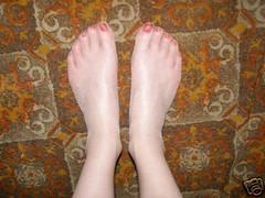 32 (feet_man99) Tags: feet stockings soles femalefeet