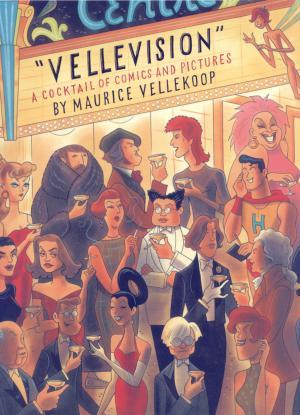 Vellevision by Maurice Vellekoop