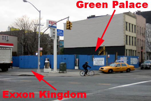 Green Palace-Exxon Kingdom