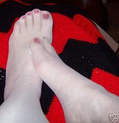 18 (feet_man99) Tags: feet stockings femalefeet