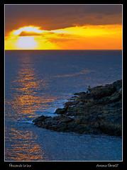 Pescador de luz (Panormico) Tags: atardecer fuerteventura olympus zuiko cotillo e510 uro