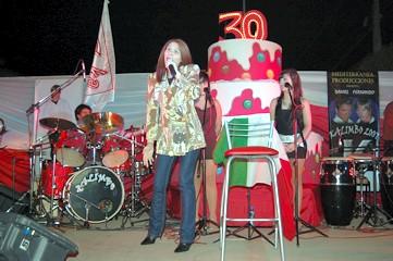 Voz femenina de KALIMBO
