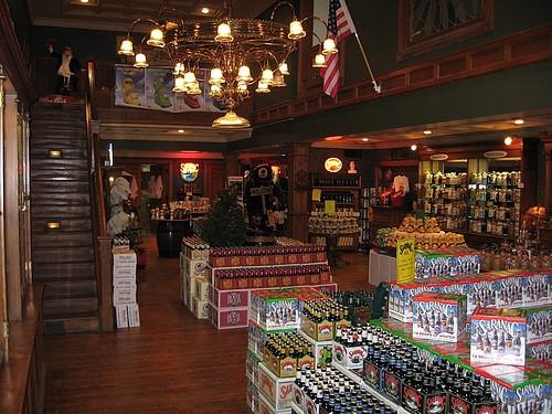 Brewery Lobby