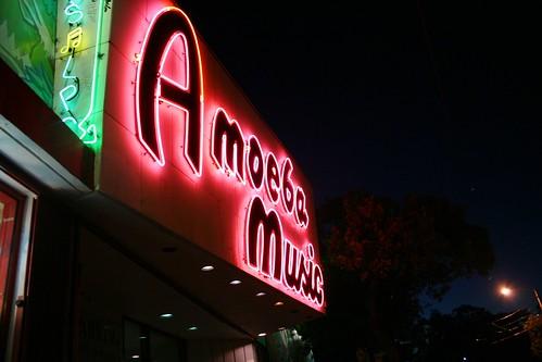 Amoeba Music!