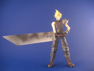 Cloud with Buster Sword
