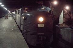 EP-5 at Grand Central Terminal (brooklynparrot) Tags: trains amtrak 1970s northeast locomotives railroads penncentral