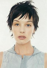 shortbrownhair5 (jacque_dalton) Tags: funky pixie short hairstyle choppy