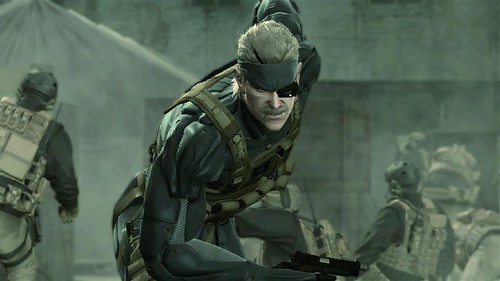 Metal Gear Solid 4 Xbox 360, Metal Gear Solid 4, release date, Blu-Ray