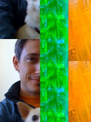 rudy and randy (shaderlab) Tags: favorite me rudy sensor iphone fail ydnar iphonecubism