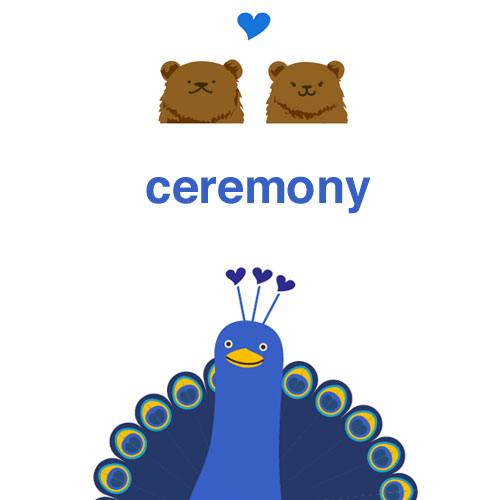 royal blue wedding ideas Image by momopeche