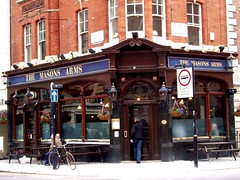 Picture of Masons Arms, W1W 5EA