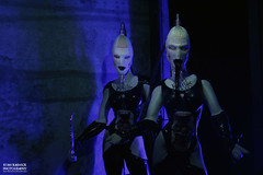 Wire Twins (Boogeyman13) Tags: monster toy toys actionfigure horror hellraiser neca clivebarker cenobite