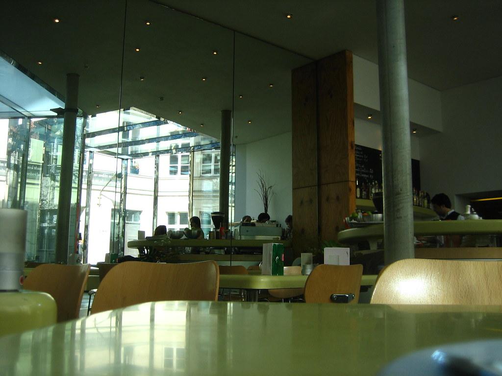 Cafe Bravo Flickr Photo Sharing