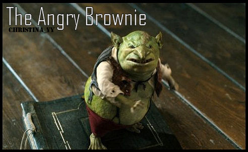 The Spiderwick Chronicles: The Angry Brownie