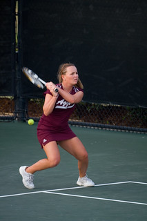 Aggie Women's Tennis - 58