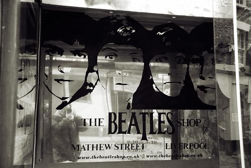 Tras los pasos de los Beatles. Liverpool.