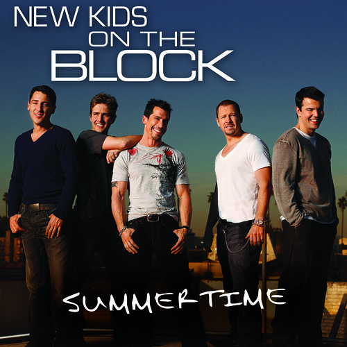 New Kids on the Block SUMMERTIME e single