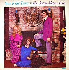 'Now is the time' - The Jerry Alcorn Trio