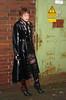 From the Web (mallorcarain) Tags: boots vinyl rainwear pvc regenmantel impermeables