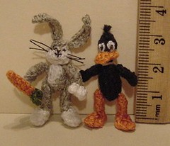 Amigurumi Daffy Duck : The Worlds most recently posted photos of amigurumi and ...